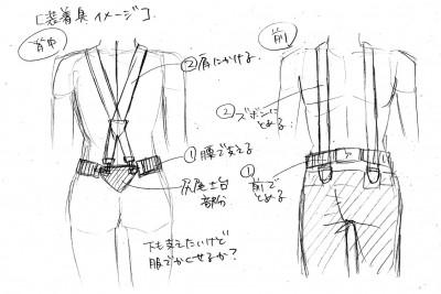 図9: 装着具のイメージ